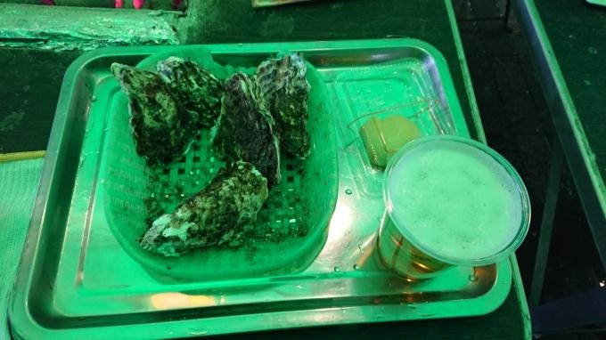牡蠣小屋に行ってきました( ´艸`)_c0350439_11223831.jpg