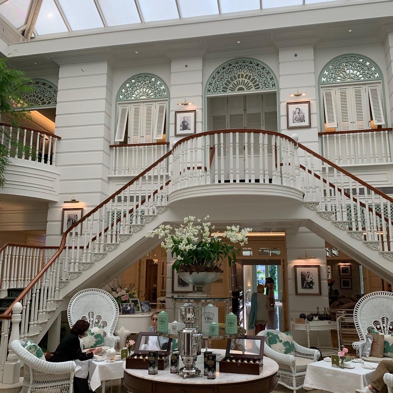 タイの王宮と老舗ホテルへ_b0325640_23412870.jpg