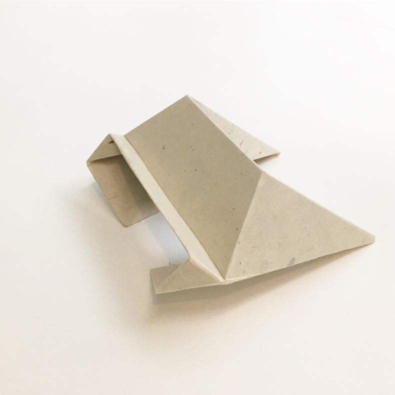 軽くて丈夫、和紙製モバイルスタンド「フォルダブル(Foldable)」_c0060143_11441521.jpg