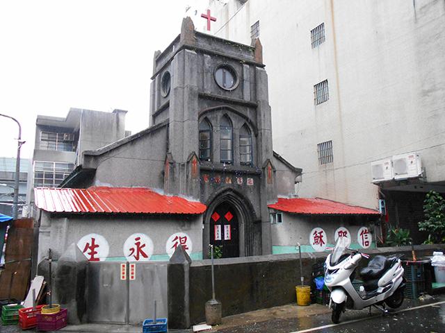台北の旅(大橋頭駅周辺)_a0099744_19422636.jpg