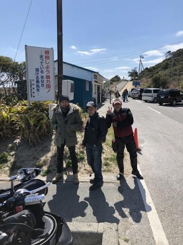 3月24日、伊良湖岬ツーリング風景!_b0317459_10215312.jpg