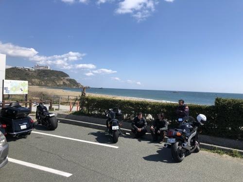 3月24日、伊良湖岬ツーリング風景!_b0317459_10222695.jpg