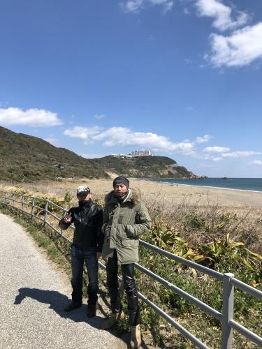 3月24日、伊良湖岬ツーリング風景!_b0317459_10231381.jpg