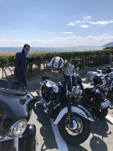 3月24日、伊良湖岬ツーリング風景!_b0317459_10233040.jpg