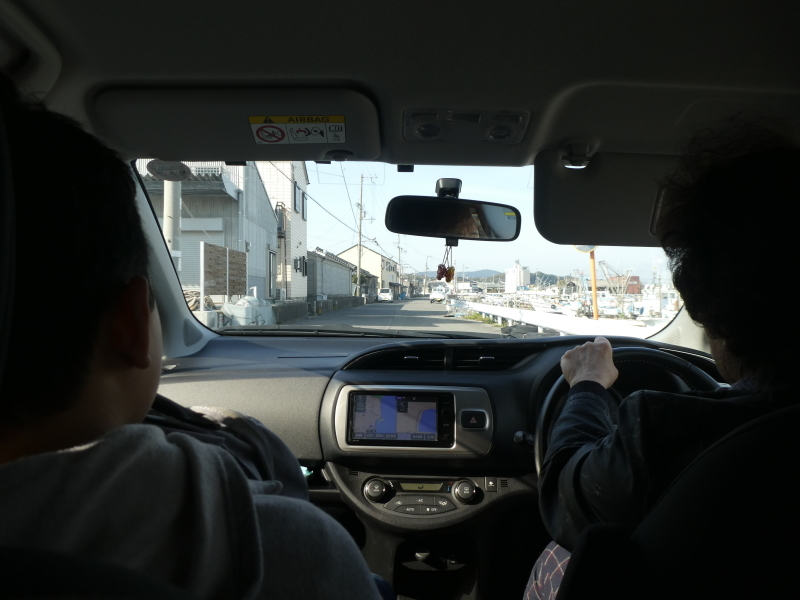 高野山へ行ってきました・・・孫とバアと三人行脚_c0108460_20502820.jpg