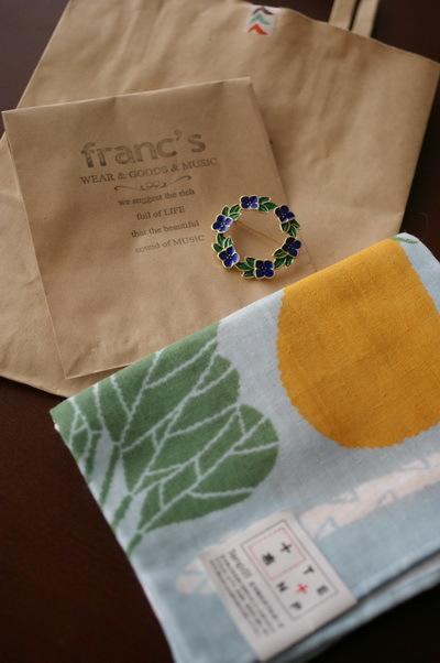 POP UP franc\'s(広島LECT蔦屋書店)_d0327373_17100618.jpg