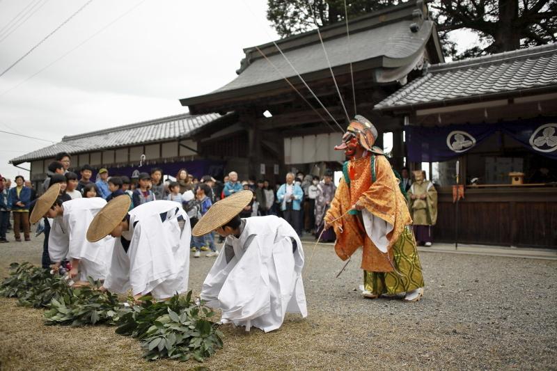 檜尾神社例祭 池田御田祭_c0196076_08501706.jpg