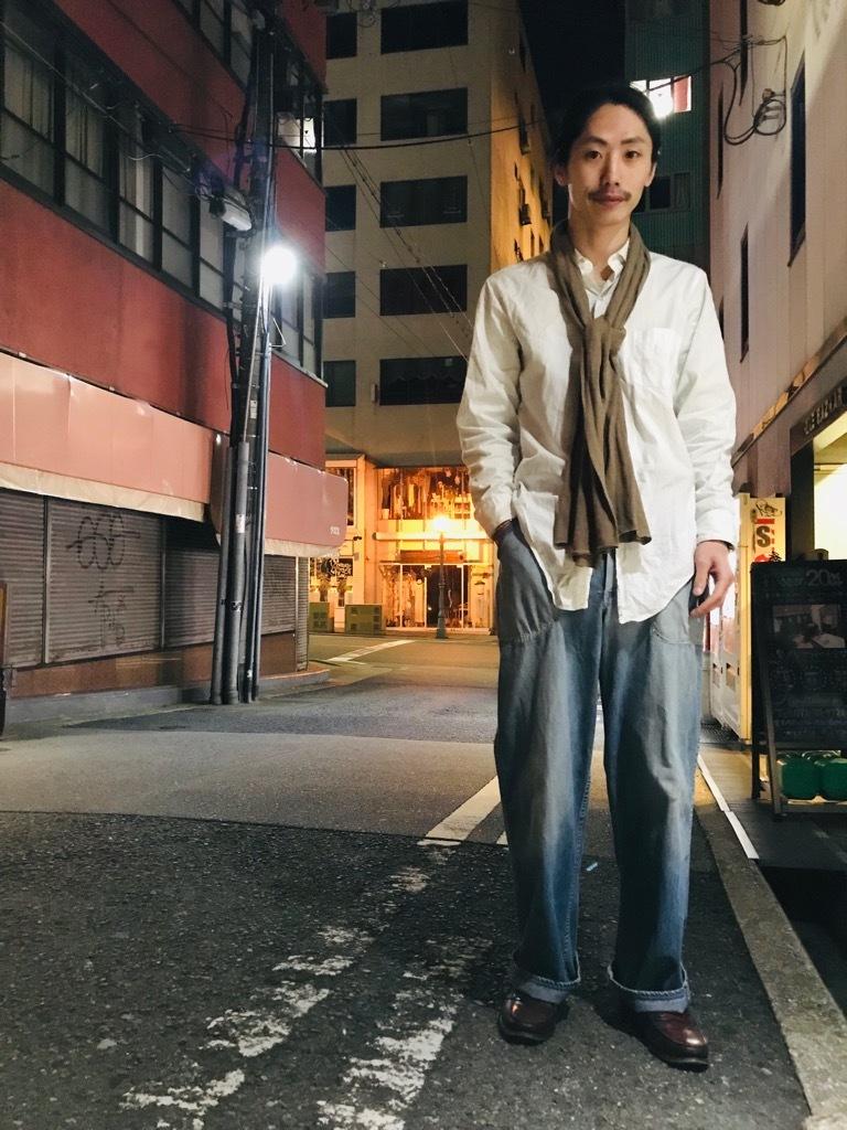 マグネッツ神戸店 半年先まで快適なインディゴ!!!_c0078587_13551751.jpg