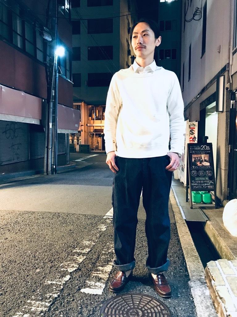 マグネッツ神戸店 半年先まで快適なインディゴ!!!_c0078587_13551866.jpg