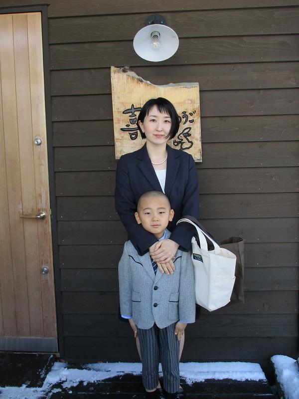 3月26日(火)・・・23日(土)息子の卒園式_f0202703_23030081.jpg