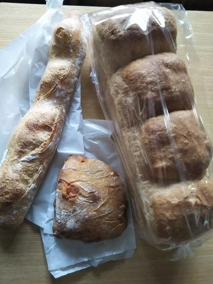 好きなパン屋で、お気に入りパン🍞ゲット!_f0316507_19132516.jpg