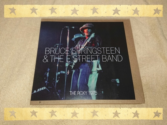 BRUCE SPRINGSTEEN & THE E STREET BAND / THE ROXY 1975_b0042308_06140019.jpg