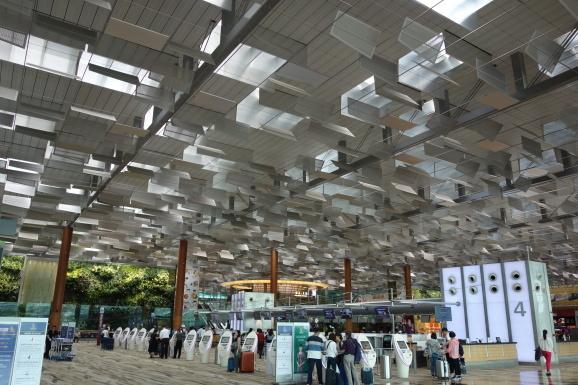シンガポール2019 チャンギ空港SATSプレミアラウンジ_e0230011_17062434.jpg