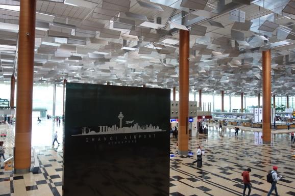 シンガポール2019 チャンギ空港SATSプレミアラウンジ_e0230011_17072691.jpg
