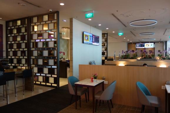 シンガポール2019 チャンギ空港SATSプレミアラウンジ_e0230011_17123762.jpg