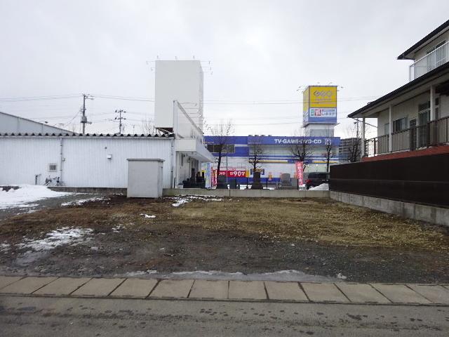 西仙北の家 解体工事と大工の墨付けが進行中。_f0105112_04152582.jpg