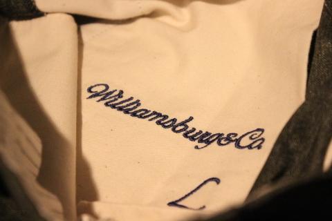 都会的なスラックスブランド「Williamburg&Co.」ご紹介_f0191324_08200178.jpg