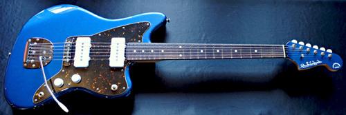 「Blue Silk MetallicのPsychomaster」1本目が完成です!_e0053731_16450634.jpg