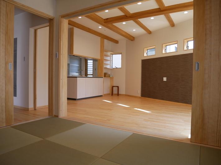 松山市 T様邸 新築工事 完成_a0167735_16183357.jpg