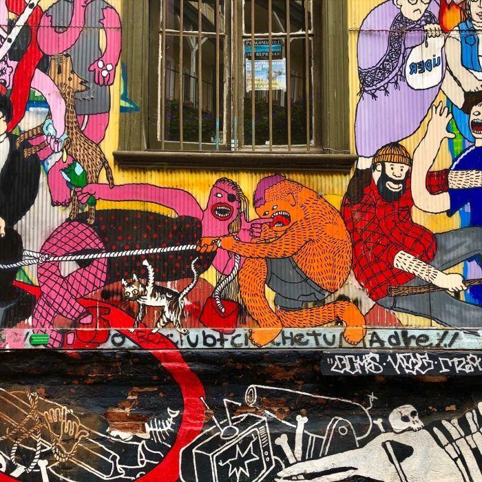 中南米21日間の旅 / 1 アートな街 バルパライソ@チリ_a0092659_18355100.jpg