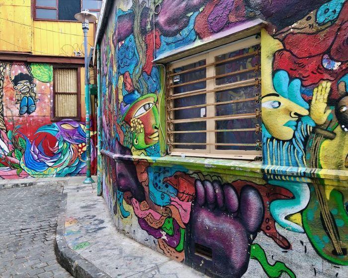 中南米21日間の旅 / 1 アートな街 バルパライソ@チリ_a0092659_18362370.jpg