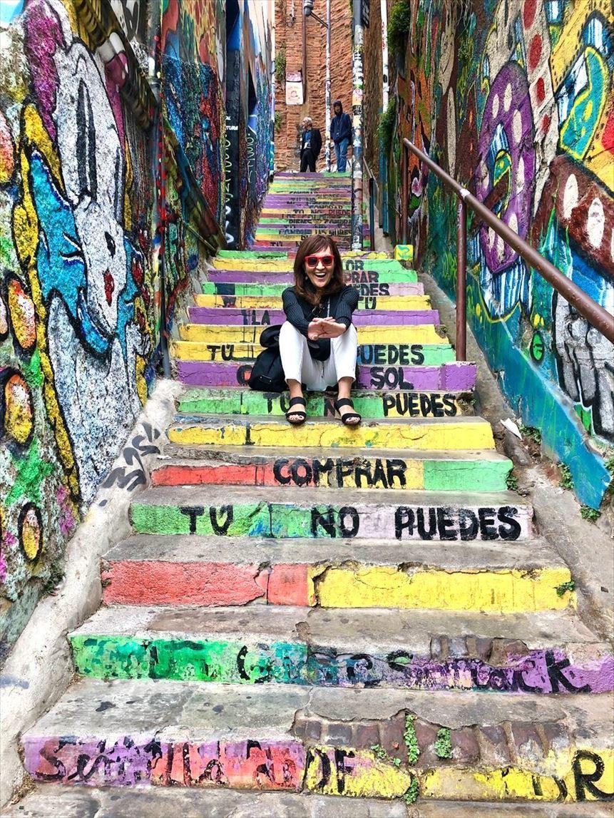 中南米21日間の旅 / 1 アートな街 バルパライソ@チリ_a0092659_22083180.jpg