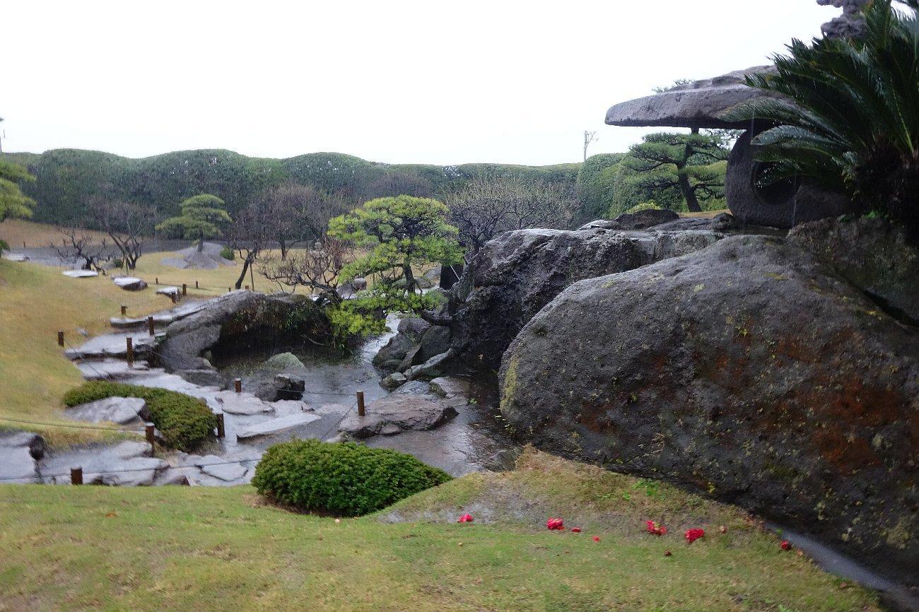島津家別邸 仙巌園(その1)_c0112559_08152339.jpg