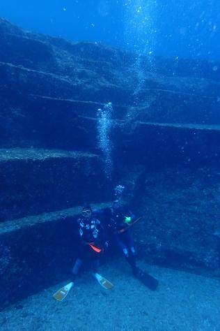 3月26日 海底遺跡日和。_d0113459_18202660.jpg