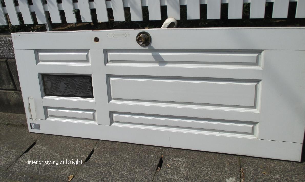 玄関ドア交換 ウィリアムモリス正規販売店のブライト_c0157866_11402520.jpg