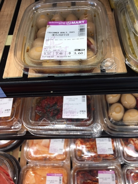 半端じゃないキムチの種類 -韓国スーパーにて_e0350971_11211082.jpg