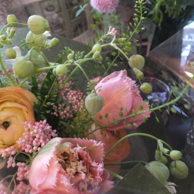 オークリーフ(小ぶりな春の花束)_f0049672_13050316.jpg
