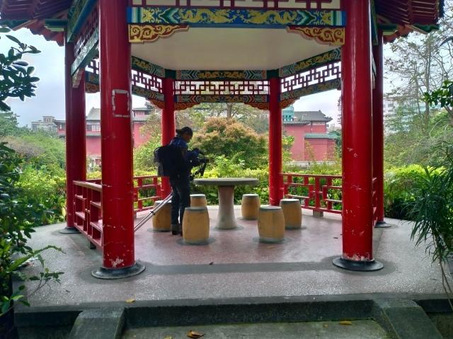台湾旅行 (5) 台北植物園でのんびり&国立台湾博物館へ_f0100593_20140301.jpg