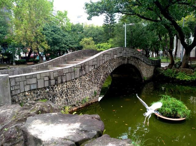 台湾旅行 (5) 台北植物園でのんびり&国立台湾博物館へ_f0100593_20173898.jpg
