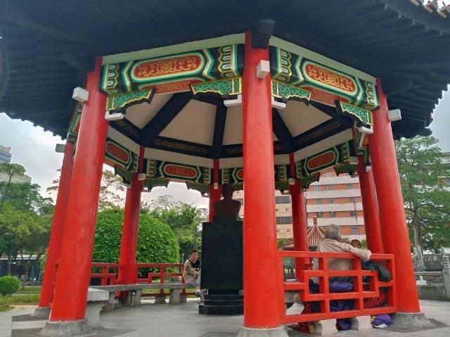 台湾旅行 (5) 台北植物園でのんびり&国立台湾博物館へ_f0100593_20174558.jpg