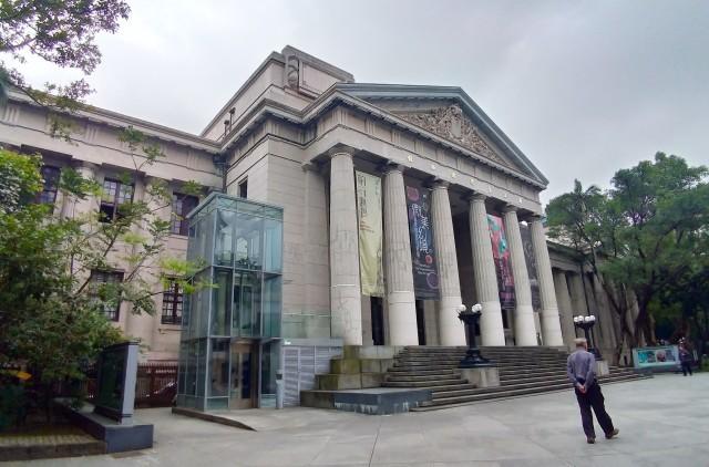 台湾旅行 (5) 台北植物園でのんびり&国立台湾博物館へ_f0100593_20175308.jpg