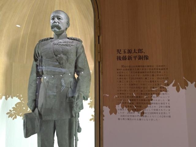 台湾旅行 (5) 台北植物園でのんびり&国立台湾博物館へ_f0100593_20181730.jpg