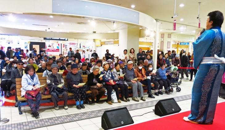 「夜の雨発売記念ミニライブ」大阪_b0083801_20224373.jpg