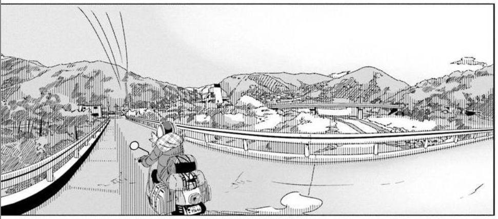 コミック「ゆるキャン△」舞台探訪002 志摩リン早川町の赤沢宿へ 第7巻第36話_e0304702_05310805.jpg