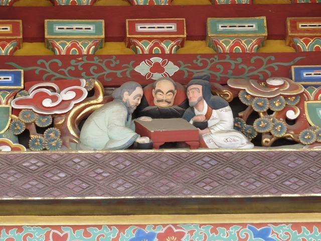 大本堂と三重塔(成田山新勝寺⑥)_c0187004_22234332.jpg