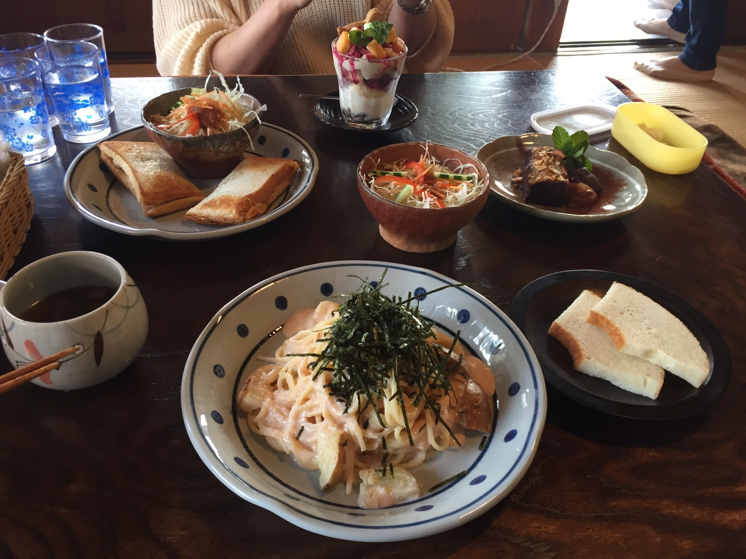 野原のcafe ぽすと  feat  SAMMY\'S Kitchen_e0115904_14132705.jpg
