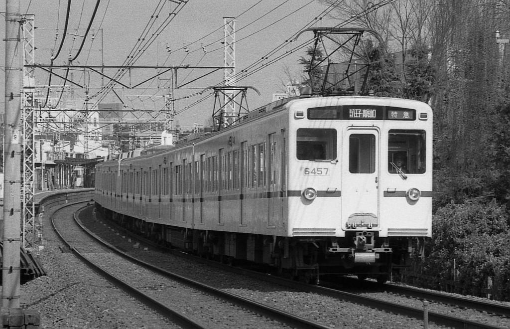 1989年3月さよなら釣掛電車_f0203926_23354799.jpg