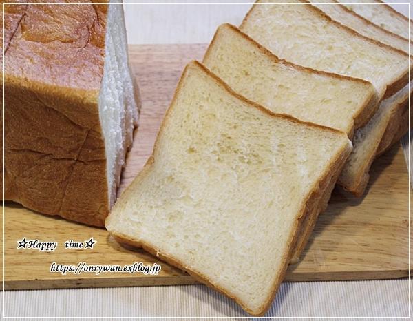 庭からビオラとパン焼き・リッチな角食♪_f0348032_17564079.jpg
