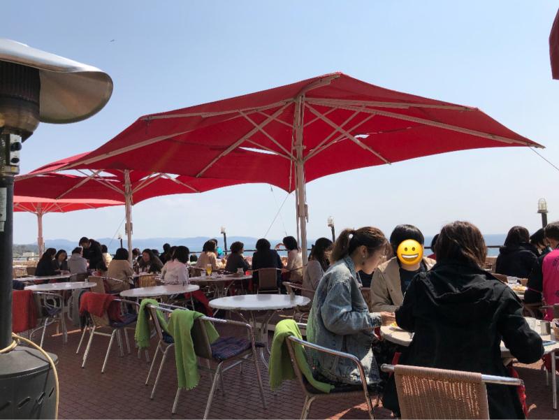 鎌倉の絶景イタリアン amalfi DELLA SERA_a0359239_22373838.jpg