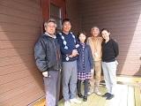 那須平和郷でのティンバーフレームプロジェクト16完成_d0059949_10264266.jpg