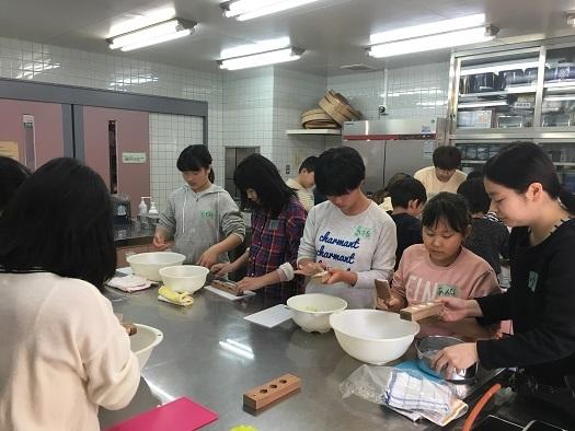 豆花×香川maker 「仏生山小学校和三盆ワークショップ」_c0227958_18505320.jpg