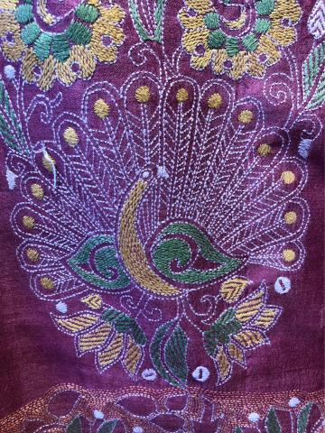 インドよりカンタ刺繍のお洋服が届きました!_d0187468_12020003.jpg