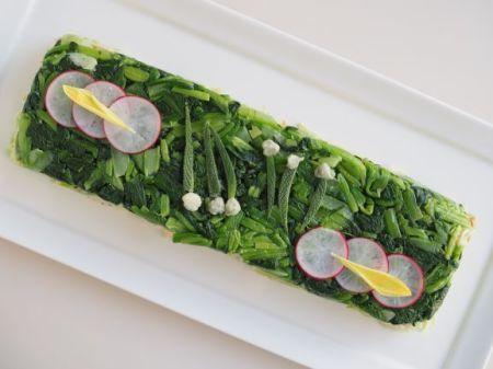 青菜とキャベツのサラダ_e0148373_23224768.jpg