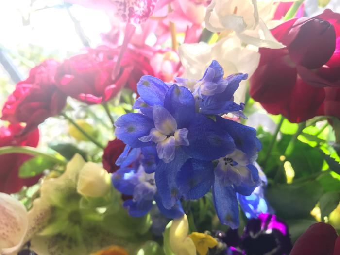 春のフラワーアレンジメント_e0233674_10444297.jpg