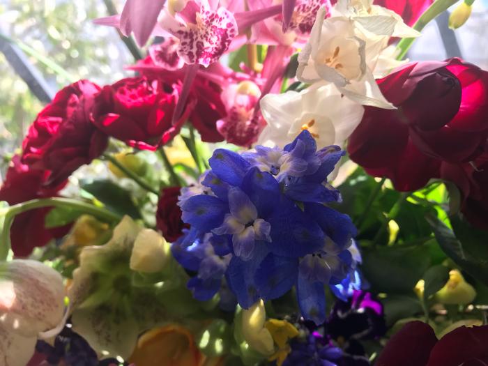 春のフラワーアレンジメント_e0233674_10501574.jpg