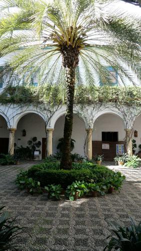 スペインのイスラム建築2ー形式の中の豊かな庭園_a0166284_17411598.jpg